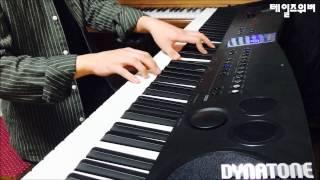 추억의 온라인 게임 음악 피아노 메들리