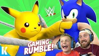 GAMING Royal Rumble Match in WWE 2k19 | K-City GAMING