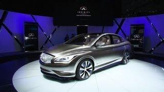 NY Auto Show: Infiniti LE | Consumer Reports