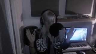 Silje Svea - Battle cry, Angel Haze cover.
