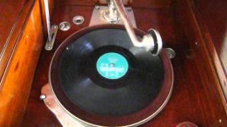 SU0153 (A) SPレコード盤10inch ~GRACIE FIELDS~ AROUND THE WORLD