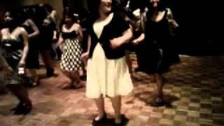We Got A Brand New Dance - April 2011