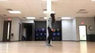 Improv HipHop dance to Tori Kelly's Unbreakable Smile