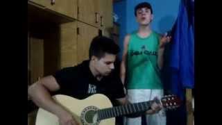 Triste canción de amor (La Renga) - Cover