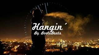 """hangin´"" - FREE dark old school funky piano rap beat instrumental (prod. by BootsBeats)"