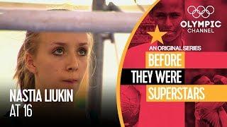 Teenage Nastia Liukin Worked Hard for Olympic Glory   Before They Were Superstars