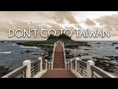 台灣面貌 文化  Don't go to Taiwan - Travel film by Tolt #16 - YouTube
