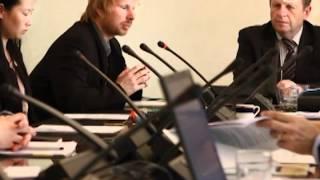 Zprávy NTD - Výbor hlasoval pro rezoluci, která se zastala praktikujících Falun Gongu