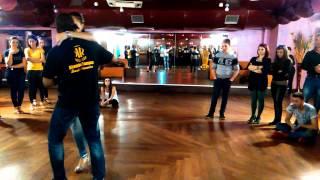 Learn Kizomba with Pacavira & Bárbara // Music: Edmilson Laguetta - Maria Maluca
