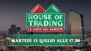 House of Trading: al duello Pietro Di Lorenzo e Luca Discacciati