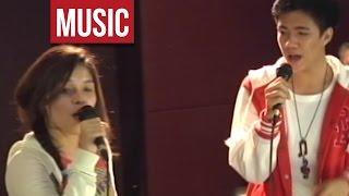 """Jay Durias feat. Gab & KZ - """"Rainbow"""" Live!"""