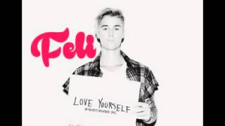Justin Beiber -Love Yourself- ** FELI ** (Reggae Remix/Cover)