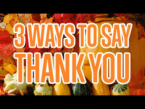3 Ways to Say Thank You in Vietnamese