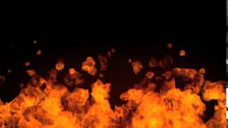 Fire Background Effect, Comedy – funny – whats app – facebook – ALLMIX - YouTube intro, video 999