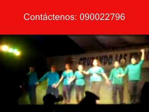 SHOW  DE SEVEN WAY ECUADOR 2010