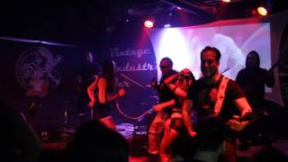 Kein Engel Rammstein Tribute - Bück Dich / Live @ Vintage Industrial Bar / 20.01.2016