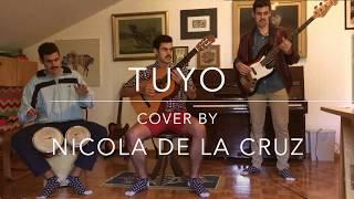 Nicola de la Cruz - Tuyo (Rodrigo Amarante Cover) Narcos Theme