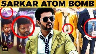 Sarkar Vijay Shirts & Suits for THALAPATHY Fans | TK