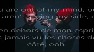 Not Today   Twenty One Pilots Lyrics + Traduction