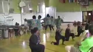 Circle Urban-C4S African Dance Drum 3-6