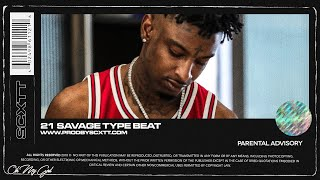 [FREE] 21 Savage type beat x Metro Boomin type beat ''5HUNNID'' (Prod. By SCXTT) 2017 type beat