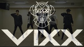 빅스(VIXX) 'Error' 안무 연습 영상 (Practice 'Error' dancing Video)