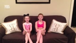 The Boy Does Nothing - Alesha Dixon/Choreography - McEwen Gore & Mullins Gore