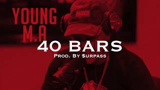 """🔥FREE🔥 Young M.A × G Herbo × Bobby Shmurda Freestyle Type Beat 2018 - """"40 Bars"""""""