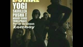 Yogi ft. Pusha T vs Skrillex & Trollphace - Burial (Zomboy vs Porter Robinson) (Thefer Sound Edit)
