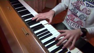 Ai se eu te pego (Piano Cover) - The Best Songs of 2012 - Part 2 [HD]