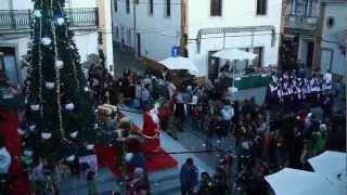 Natal no Largo - Sines - Boas Festas!