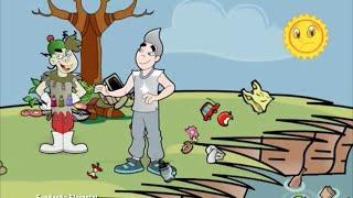 Programete Criança Ecológica  -  Reciclagem