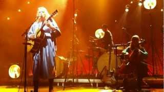 Ane Brun-To Let Myself Go (Live)