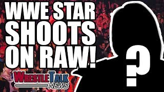 WWE Removes Alexa Bliss WWE Raw Segment! WWE Star Shoots On Raw! | WrestleTalk News May 2017