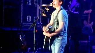James Blunt - You're Beautiful - Rostock 06/10/2011