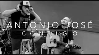 Antonio José · Contigo (versión acústica)