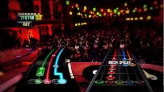 DJ Hero feat. Guitar Hero - Motörhead Vs. Noisia (Ace of Spades feat. Groundhog) FC, HD