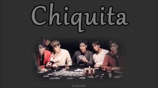 B.A.P - Chiquita Lyrics Sub español [Color Coded]