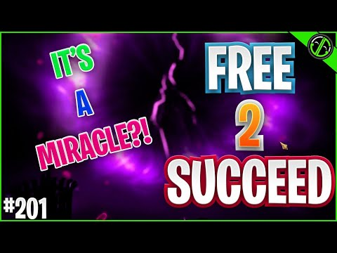 We Are... BACK ON TRACK FOR THE FUSION!?!? WHAT??? | Free 2 Succeed - EPISODE 201