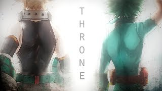 Boku no Hero Academia [AMV] - Throne