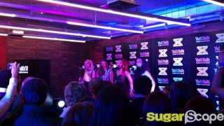 X Factor 2011's Little Mix sing En Vogue Don't Let Go at TalkTalk secret London gig