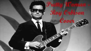 Pretty Woman Roy Orbison - Cover - Guitarra Electrica