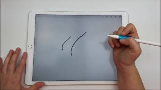 Perfectly Smooth Lines Everytime (How To & Tutorial) - Using Streamline in Procreate