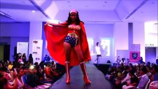 CQC MODEL CLASS -desfile fantasia abril 2016 Guayaquil