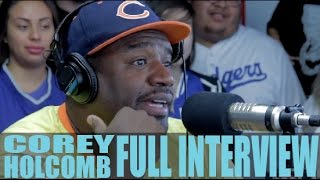 Corey Holcomb Discusses Relationships, Cheating, And More! (Full Interview) | BigBoyTV
