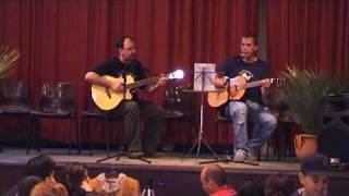 2009-04-05 - Venham Mais Cinco - Sérgio & Rui (José Afonso Cover)