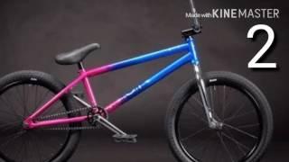 Jenis jenis sepeda BMX