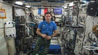 """Thomas Pesquet a """"hâte"""" de retrouver """"la vie normale"""" sur Terre"""