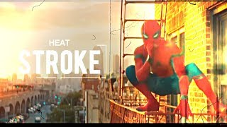 Heat Stroke | Peter Parker