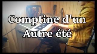 Yann Tiersen - Comptine d'un Autre Été (Cover en Piano)